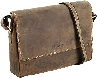 Greenburry Vintage bolso bandolera piel 34 cm