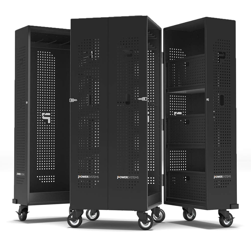 Power Systems APEX Locker - Lockable, Mobile and Ventilated Storage Solutions by Power Systems