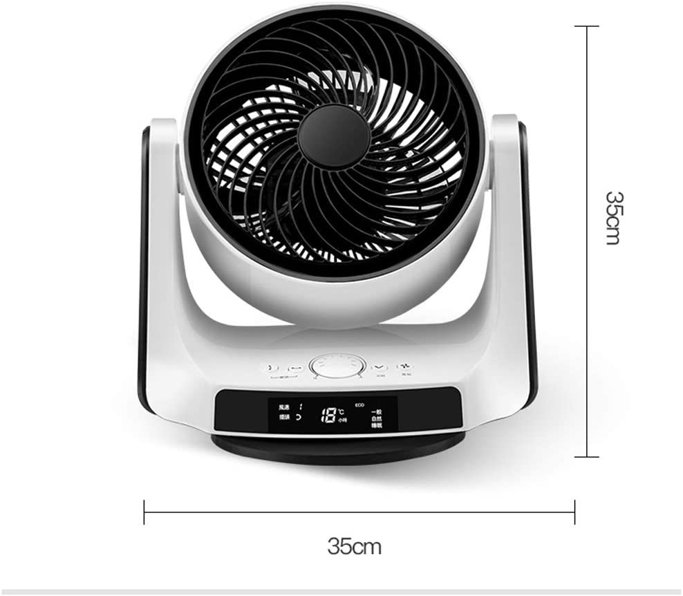 Quiet 3 Speeds SCDFS Portable Travel Mini Fan with 3-13 Hours Battery Life for Camping Rechargeable Personal Battery Operated or USB Powered Handheld Fan Internal Blue and Side Light