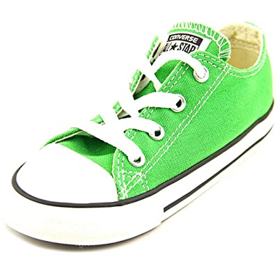 d18add95068a Converse Boys  Chuck Taylor All Star Ox (Inf Tod) - Jungle Green