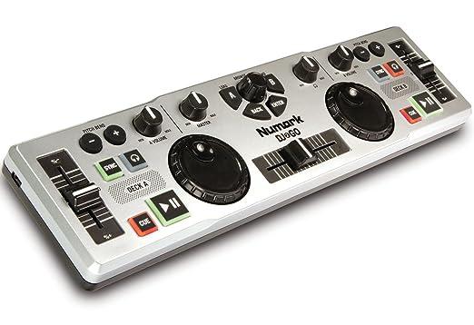 11 opinioni per Numark DJ2GO Consolle DJ USB MIDI Ultra-Portatile per Mac e PC con Software