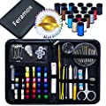 Sewing Kit Over 120 Accessories Premium Travel Sewing Kit Sewing Supplies Set for Beginners, Professionals, Tailor, Home, Art School from Freeman Direct