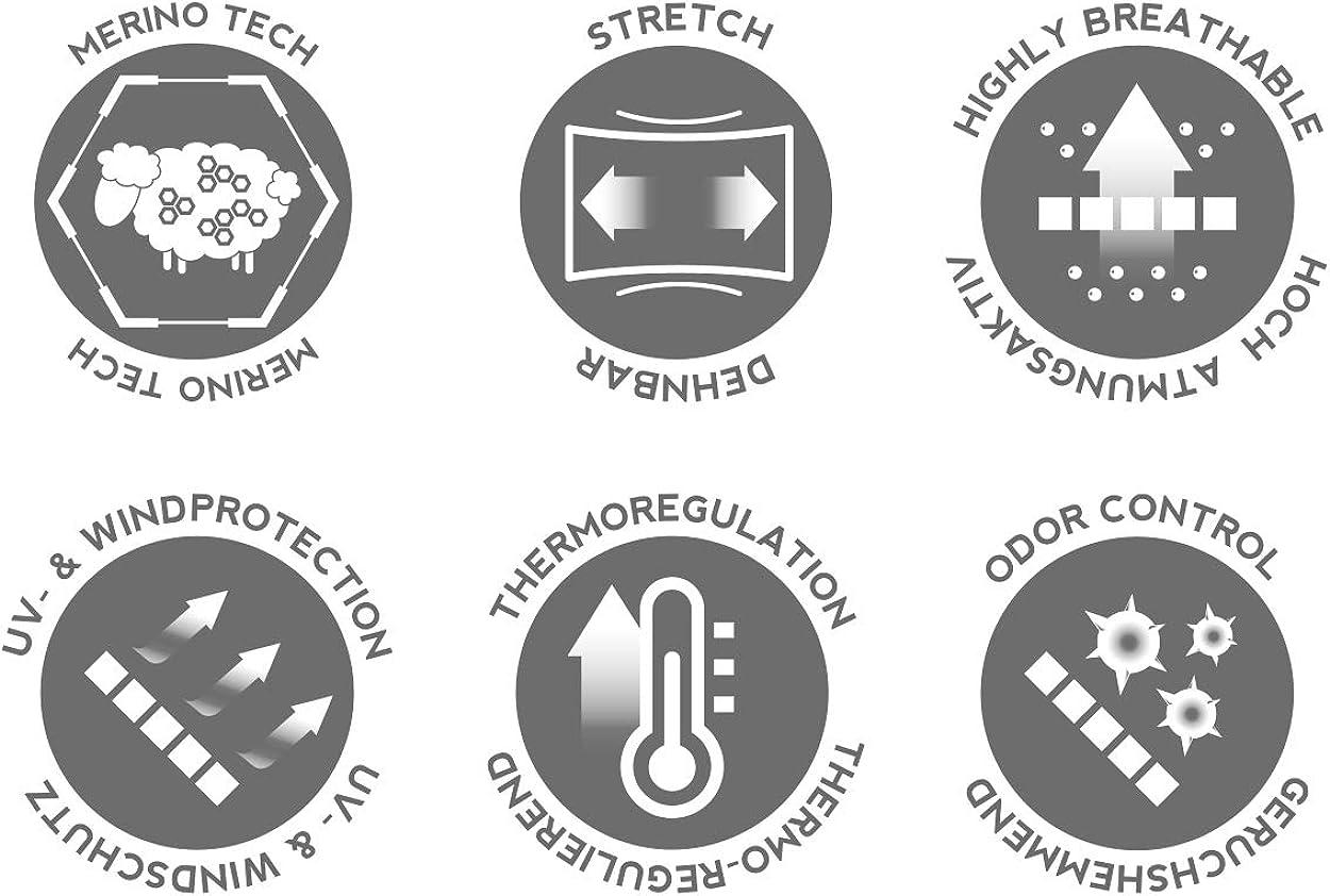 Merino Tech Minla P.A.C