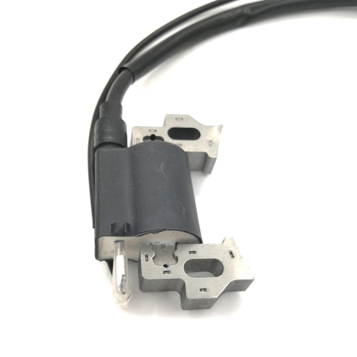 Shioshen Z/ündung Spule Magneto Modul W//Spark Plug GAP Boot f/ür HONDA GX100 GX120 GX160 GX200 5,5HP 6.5hp Motor