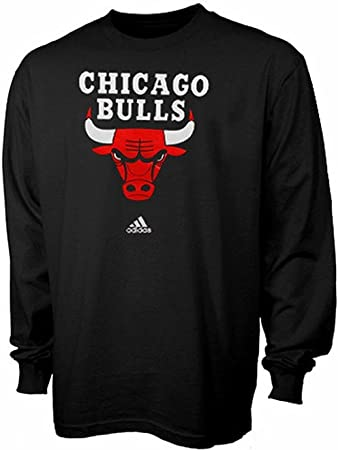 amazon co jp chicago bulls長袖tシャツprimaryロゴブロック12477 s