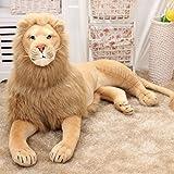 ぬいぐるみ ライオン 動物 抱き枕 お誕生日 プレゼント 置物 店飾り 6色選択 4サイズ (32cm)