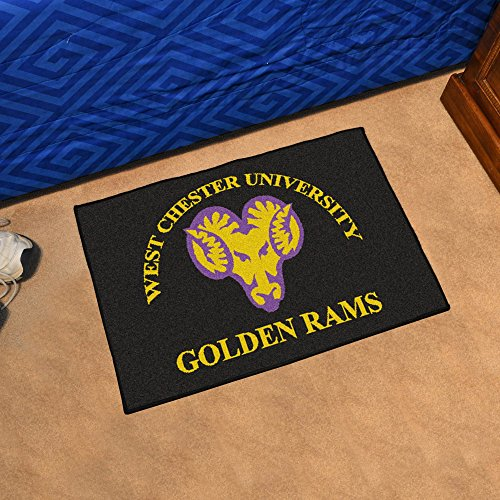 West Chester University Accent Rug