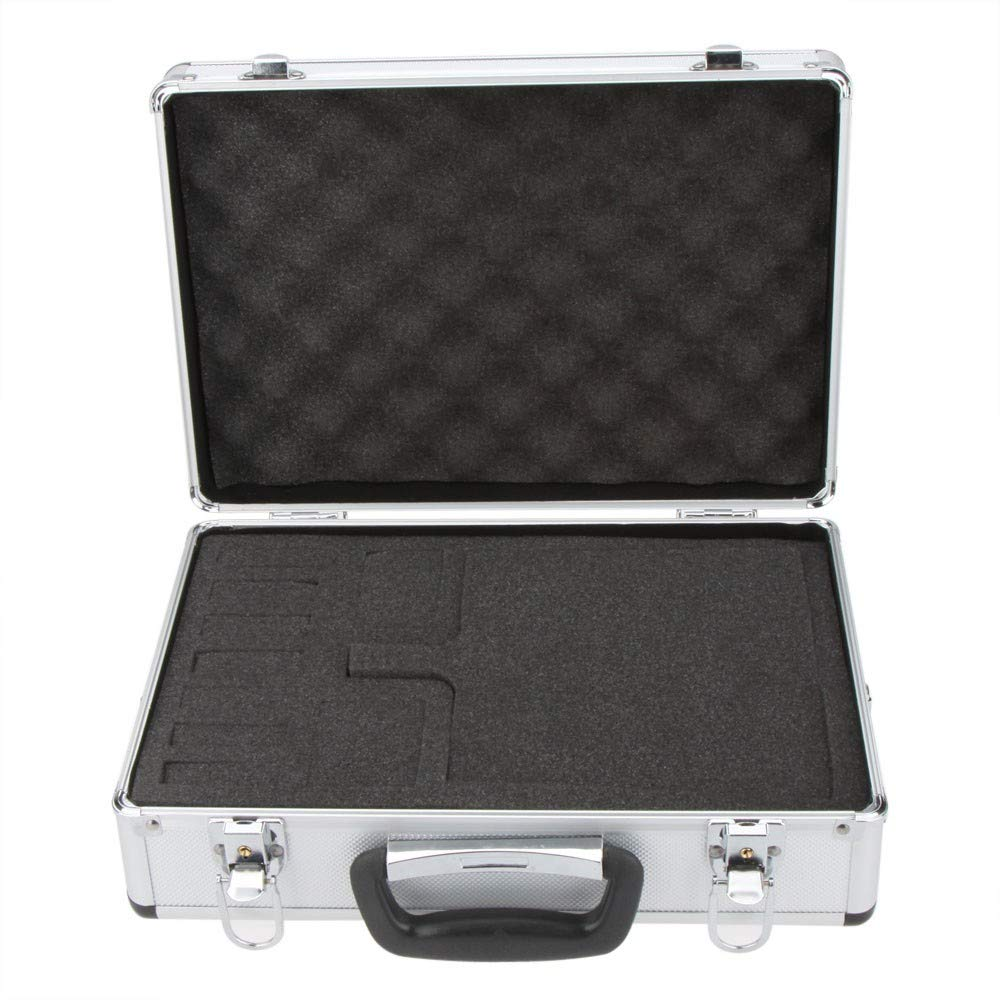 AppleLand Universal Transmitter Aluminum Case for Futaba JR Spektrum Walkera Esky Transmitter by AppleLand
