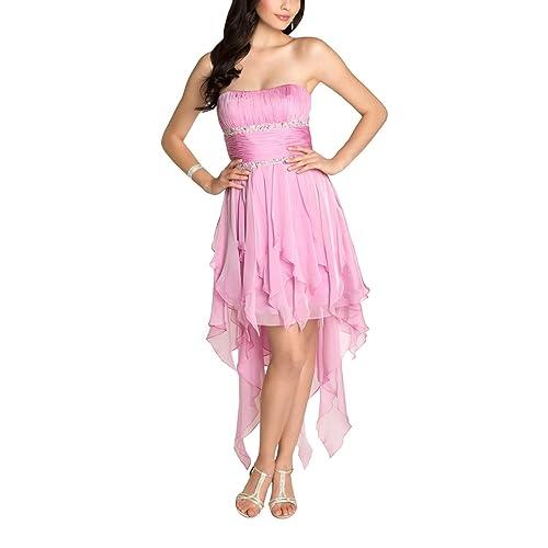 VIP Dress Abendkleid   Festrobe   Standesamtkleid lang   Vokuhilakleid    Abendkleid in Rosa, Blau b9d959ec9a