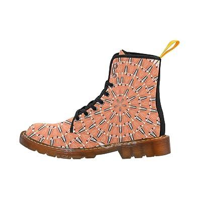 LEINTEREST amazing Mandala Martin Boots Fashion Shoes For Women