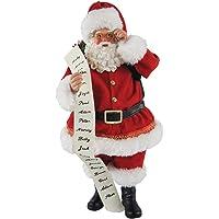 Deals on Santas Workshop 10-inch Traditional List Santa