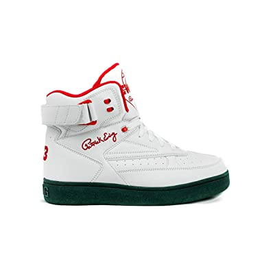 best website e7e4f 21d08 PATRICK EWING Athletics Orion White Green Red 1EW90228-124