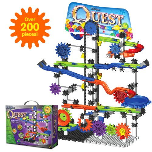 The Learning Journey Techno Gears Marble Mania Quest (200+ pcs)