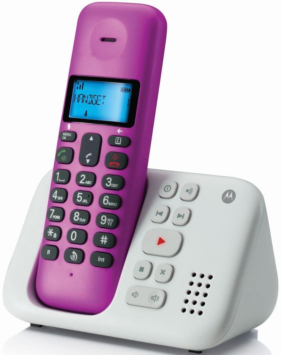 Motorola T311 - Teléfono (Teléfono DECT, Terminal ...