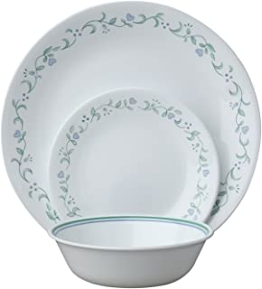 product image for Corelle Country Cottage 12 Piece Service for 4, White, 12 - Piece Set