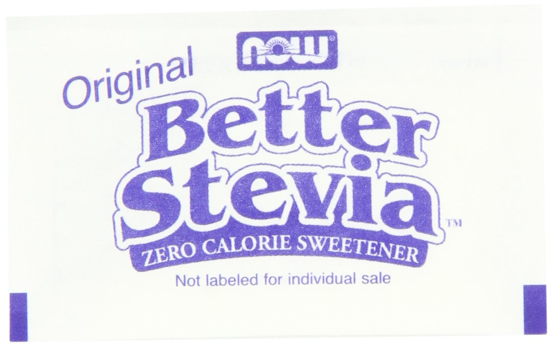 NOW Foods Stevia,1000 Packets