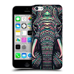 good case Elephant Aztec Animal Faces Hard Back Case Cover for Apple iPhone 5 5s