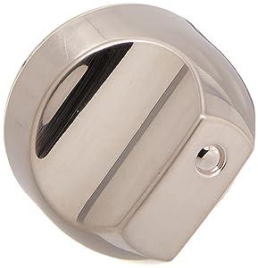 GE APPLIANCE PARTS WB03X25889 GE Appliance Knob Asm (Ch), Chrome