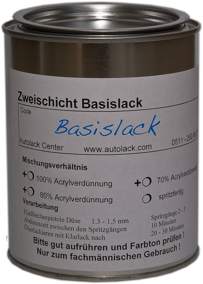 Alc Autolack In Wunschfarbe Spritzfertig 1 Liter Auto