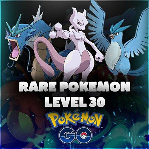 pokemon-go-account-i-level-30-i-750k-dust-i-high-cp-iv-rares-i-over-1300-items-i-no-name-team