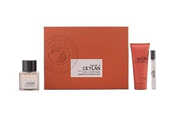Amazon.com : Viaje a Ceylan Gift Set Mens Perfume : Beauty