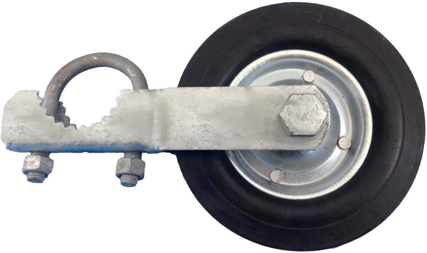 Gate Helper Wheel for Supporting Gates with 1-3/8