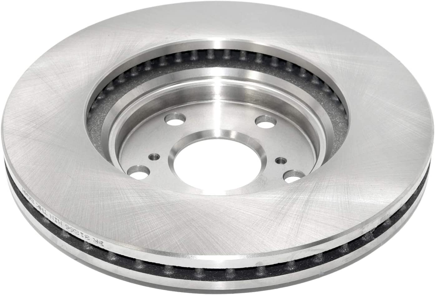 Dura International BR31266 Front Vented Disc Brake Rotor