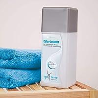 SpaTime by BAYROL - Chlor Granulat 1,0 kg - Schnelllöslich, wirkt sofort gegen Bakterien, Trübungen und Verunreinigungen - Kalkfrei und pH-neutral