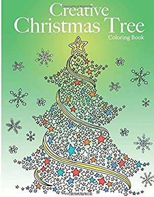 Amazon.com: Creative Christmas Tree Coloring Book: A collection of ...