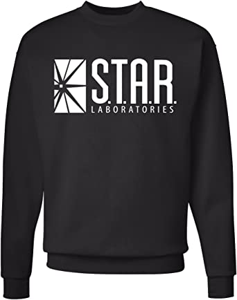 Star Labs Adult Crewneck Sweatshirt
