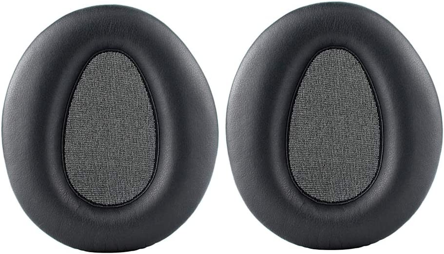 MDR-10RBT Replacement Earpads,Compatible with Sony MDR-10RBT MDR-10RNC MDR-10R Headphones Ear Cushion//Ear Cups//Ear Cover//Earpads Repair Black