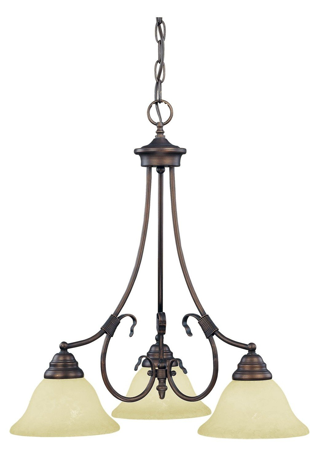Amazon.com: Lámpara de techo de lámpara de araña.: Home ...