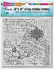 طوابع مطاطية لعنق STAMPENDOUS CLING