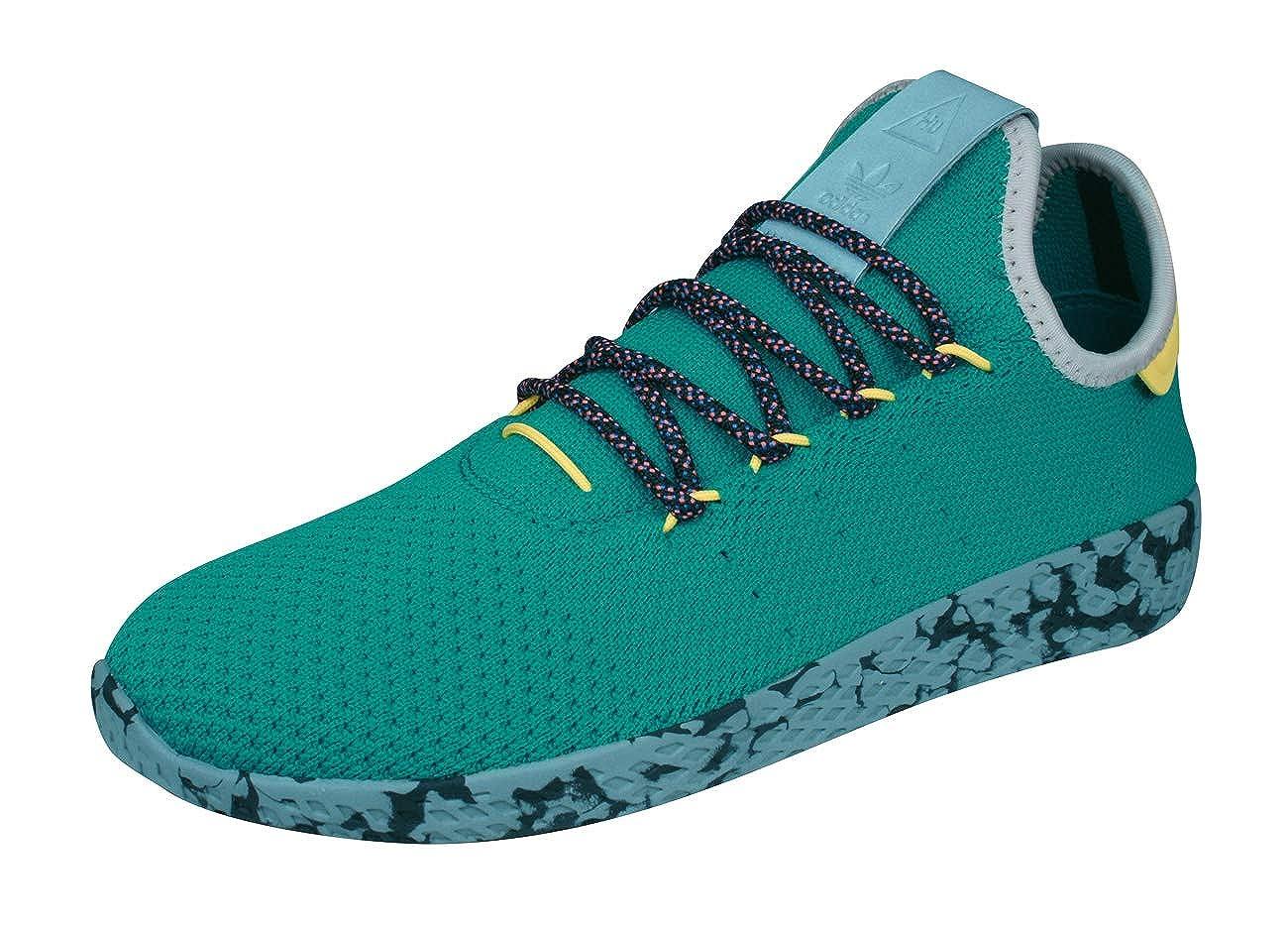 Adidas Originals Herren Pharrell Williams Tennis HU Turnschuhe Schuhe -Teal