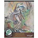 Senso Linen Canvas Pad 16x20''