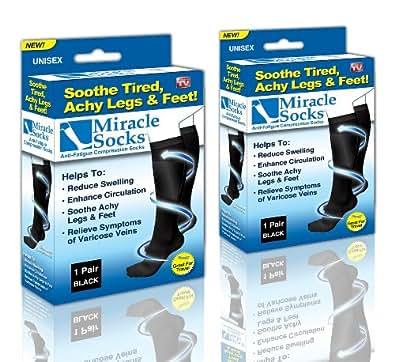 2X1 Calcetines Miracle Socks Relajantes Antifatiga 2X1