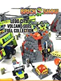 Review: Lego City Volcano Sets Full Collection
