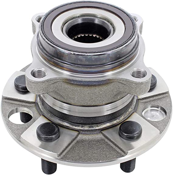 Moog 512428 WJB WA512428 WA512428-Rear Wheel Hub Bearing Assembly-Cross Reference SKF BR930398 Timken HA590200