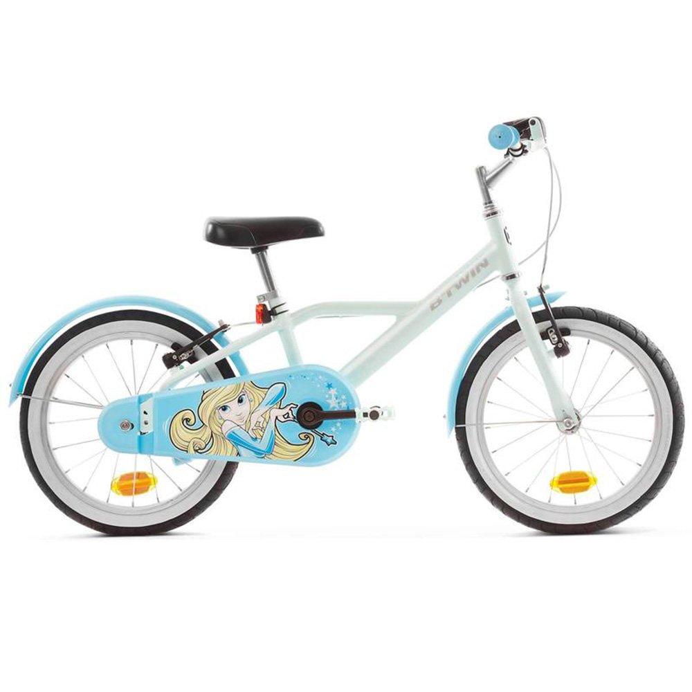 HAIZHEN マウンテンバイク ソニックボーイズジュニアバイク16インチ 新生児 B07C6RL1LM白