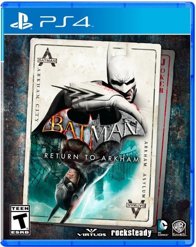 Batman: Return to Arkham - PlayStation 4 Standard Edition