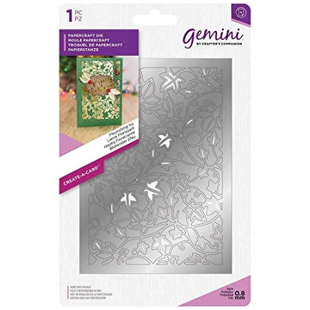 Gemini GEM-MD-CAD-FIVY Troquel Crear Una Hiedra Tarjeta ...