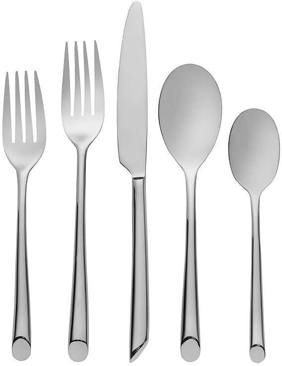Food Network™ Mint 45-pc. Flatware Set