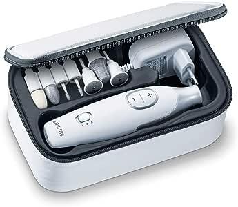 SANITAS SMA38 - Set de manicura y pedicura: Amazon.es: Salud y cuidado personal