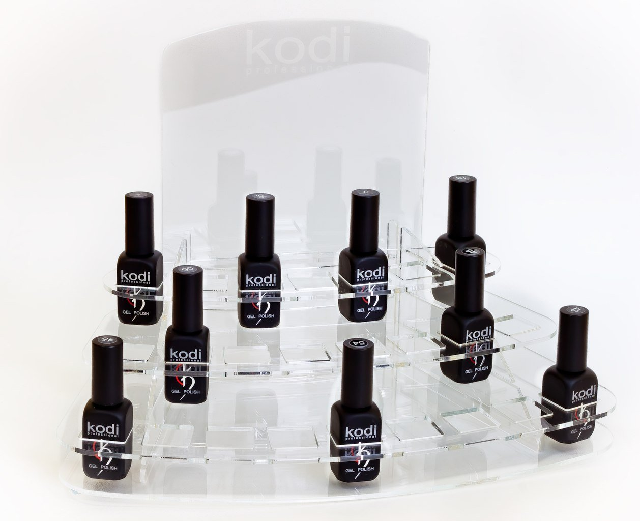 Amazon.com: Kodi Professional Nail Polish Rubber Base Coat Soak Off ...