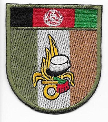 MAREL Patch Legione francés Afganistan parche termoadhesivo bordado cm 5,5 x 4,5 Replica: Amazon.es: Hogar