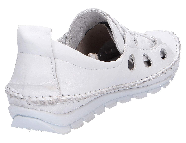 Damen Schuhe, Promotions GEMINI Schuhe Damen weiß kombi