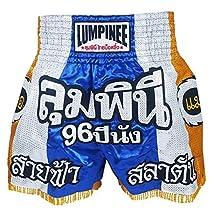 Lumpinee Muay Thai Kick Boxing Shorts : LUM-001