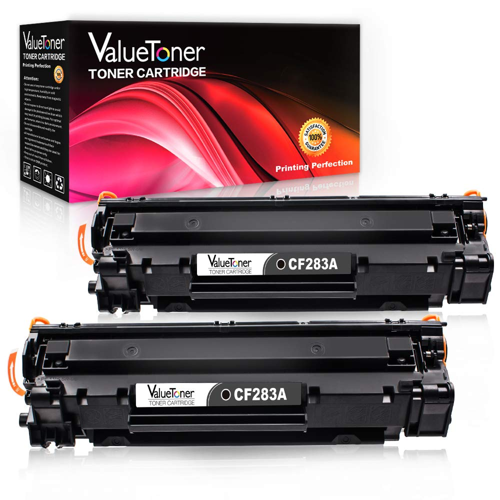 Valuetoner Compatible Toner Cartridge Replacement for HP 83A CF283A for Use  with Laserjet Pro MFP M125nw MFP M201dw MFP M225dw MFP M125a M201n M127fn