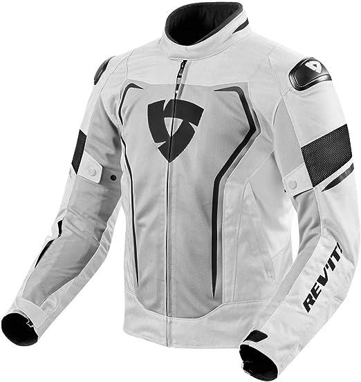 FJT243-1200-M Rev It Vertex Air Motorcycle Jacket M Black Red