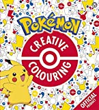 Official Pokémon Creative Colouring